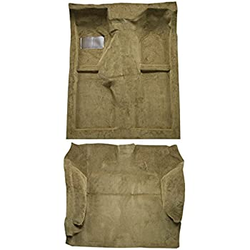 Complete ACC 1997-2001 Jeep Cherokee Carpet Replacement Factory Fit Fits: Complete Cutpile XJ