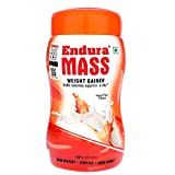 Endura Mass Weight Gainer, Kesar Pista, 500 g