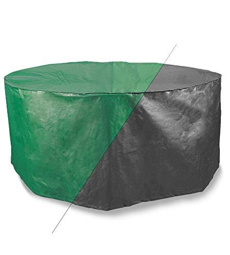 Bosmere Protector 2000 4-6 Sitze, rund, grün/schwarz, wendbar, P345