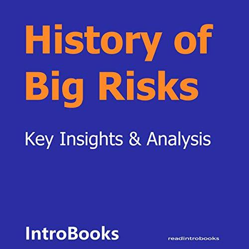 History of Big Risks cover art