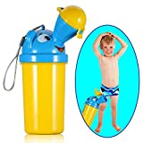 [Actualización] BYETOO Orinal portátil para bebé y niño, reutilizable, taza de entrenamiento de...