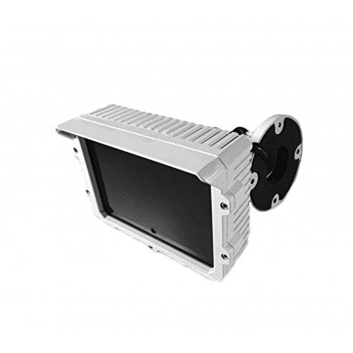 Infrarotstrahler, Infrarot-Scheinwerfer für IP-Kameras Ausleuchtungsfläche 80 Meter - Videoüberwachung Zusatzlicht