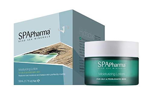 Spa Pharma Moisturizing Lotion For Oily & Problematic Skin 50ml (1.7 of oz)