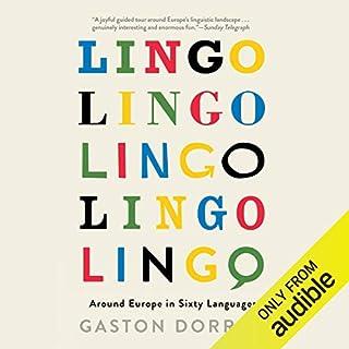 Lingo audiobook cover art