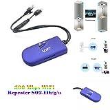 gaddrt Vonets VAP11G-300300Mbps Wifi Repetidor 802.11b/g/n para PC Monitor de Controle