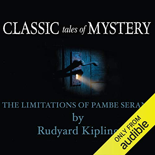 Classic Tales of Mystery: The Limitations of Pambe Serang copertina