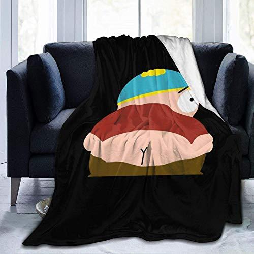 Sou-th pa-rk Theodore Epic Decke, Flanell Decke Ultra Soft Micro Fleece Decke Klimaanlage Quilt Bett Couch Wohnzimmer S 50 'X40