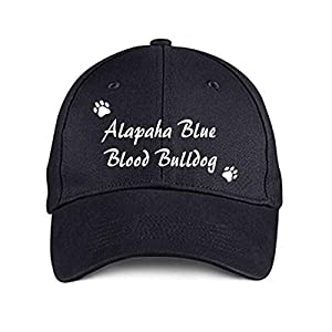 ALAPAHA Blue Blood Bulldog Dog Cat Puppy Hat Baseball Cap Headwear 27