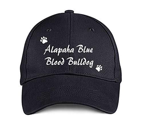ALAPAHA Blue Blood Bulldog Dog Cat Puppy Hat Baseball Cap Headwear 1