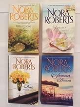 Nora Roberts (4 Book Set; 8 Novels) Reflections & Dreams -- Forever -- Duets -- Summer Dreams