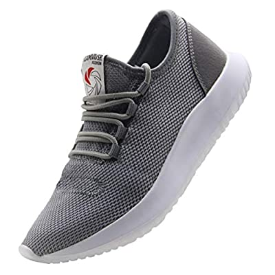 Amazon - Save 35%: CAMVAVSR Women's Sneakers Fashion Lightweight Running Sho…