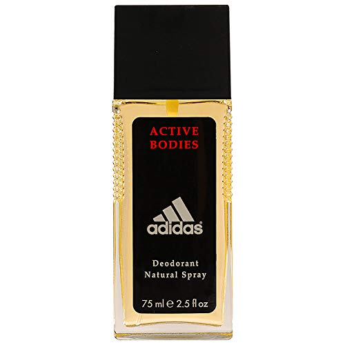 adidas Active Bodies Deodorant Natural Spray 75 ml