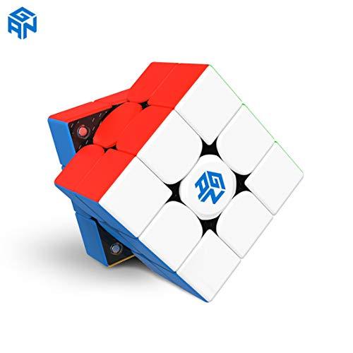 GAN 356 XS, Gans 3x3 Magnetic Speed Cube 356XS Magic Cube (Stickerless)