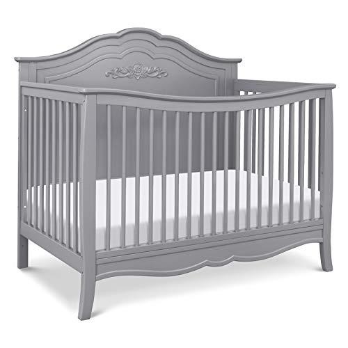 DaVinci Fiona 4-in-1 Convertible Crib in Grey