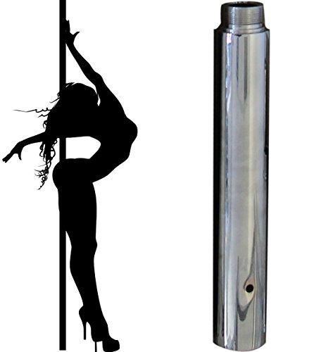 1 x Profi Tanzstangenverlängerung 250mm für Ø 45mm GoGo Pole Dance Tabledance Strip Stange Static + Spinning Tanzstange Balett Zuhause Stangentanz Extension Von Baumarktplus