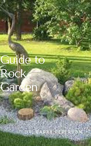 Guide to Rock Garden: The standard layout for a rock garden consists of a pile of aesthetically arranged rocks in different sizes, with small gaps between in which plants are rooted.