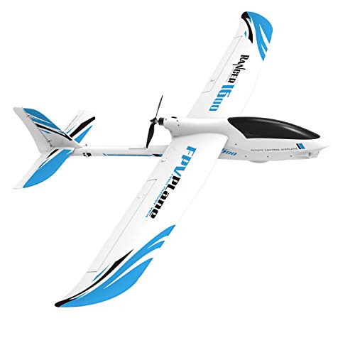 VOLANTEXRC FPV RC Airplane for Adults, 1600m Remote Control Plane NO Remote NO Battery, Electric RC Aircraft Ranger1600 (757-7 PNP)