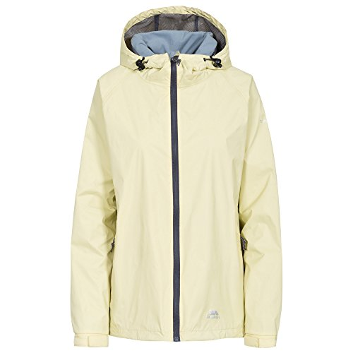 Trespass Tayah II Chaqueta Impermeable, Mujer, Verde, 2XS