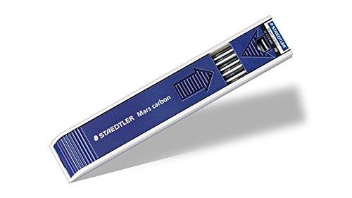 Staedtler Mars Carbon Lead, Set 12, 2mm, 2B