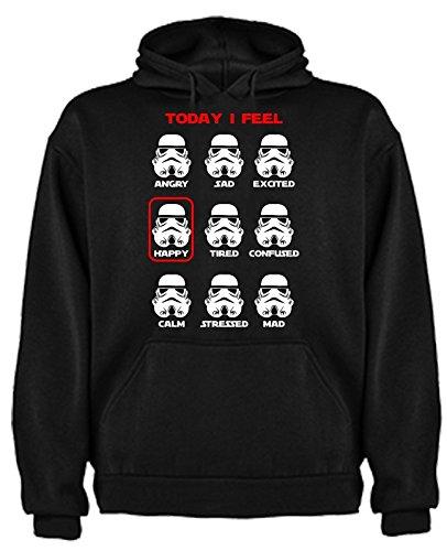 The Fan Tee Sudadera de NIÑOS Star Wars Dark Vader Han Solo Fuerza Hora Leia