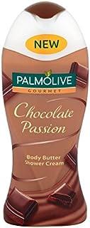 Palmolive Gourmet Chocolate Shower Gel 250ml - パルモグルメチョコレートシャワージェル250ミリリットル [並行輸入品]