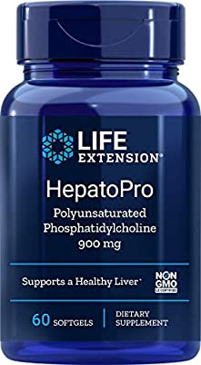 Life Extension HepatoPro, 900mg, 60 Softgels