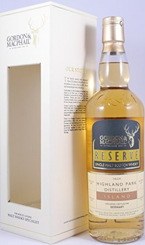 Highland Park 1996 21 Years Refill American Hogshead Cask 1772 Reserve Single Malt Scotch Whisky 46,0% Vol. von Gordon and MacPhail - eine von 297 Flaschen exklusiv für Germany
