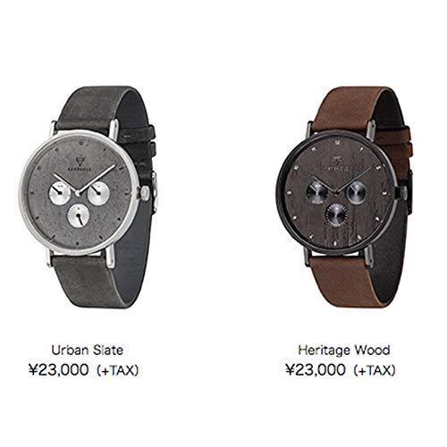 カーブホルツ腕時計メンズ木製ドイツデザイン生活防水正規輸入品MCAS5926