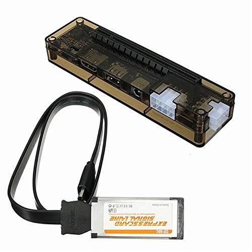 Cikuso Express Card Mini Pci-E Versione Expresscard V8.0 Exp Gdc Beast Pcie Pci-E Pci Laptop Scheda Scheda Video Indipendente Esterna