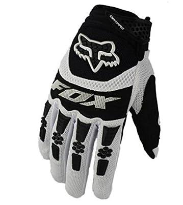 Crazystone's FOX Motorcycle, Motocross, Bikes Full Finger Gloves
