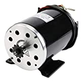 JCMOTO 36V 800W Brush Motor For Electric Go Kart Scooter E Bike Motorized Bicycle ATV Moped Mini Bikes