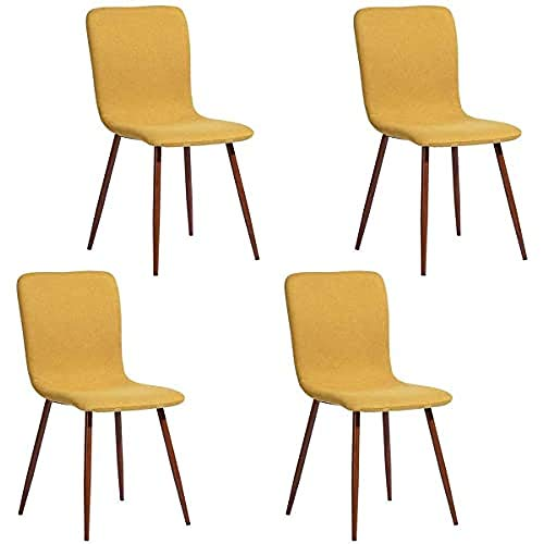 MEUBLE COSY - Sedie per sala da pranzo, 44 x 54 x 87 cm