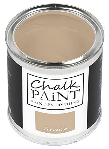 Chalk Paint Camel 750 ml - Sin cartar Colorear fácilmente todos los materiales