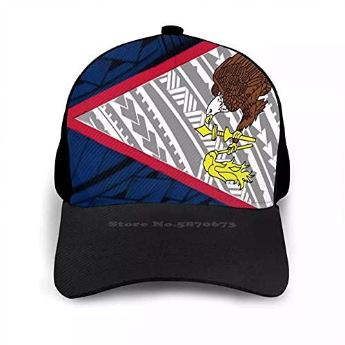 OEWFM Gorra de Beisbol Bandera Tribal Hip Hop Gorra Malla...