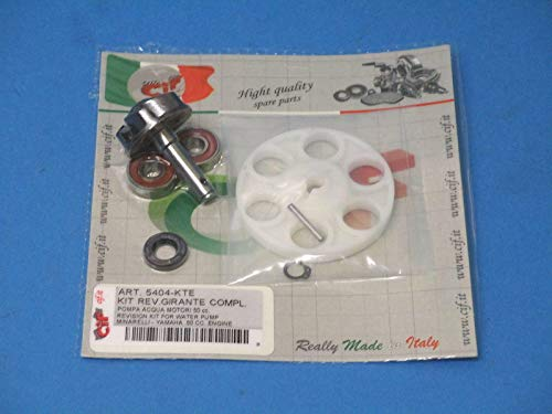 Kit de mantenimiento Bomba de agua Scooter aprilia SR H2O malaguti F12H2O Yamaha aerox H2O minarelli 5404-kte