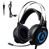 Best Sades Noise-cancelling Headphones - Gaming Headset with Mic for Xbox One PS4,SADES Review