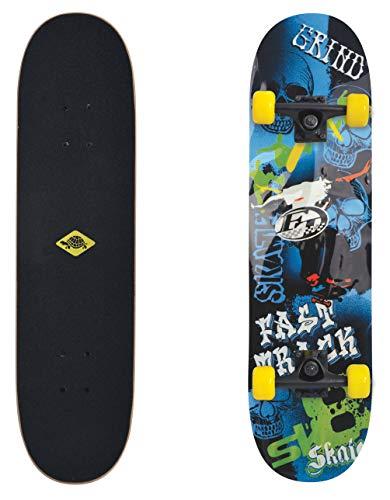 Schildkröt Unisex Jugend Skateboard, Slider 31