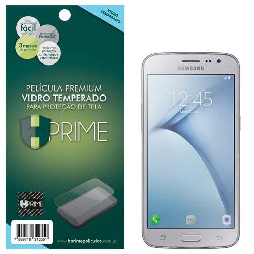 Pelicula de Vidro temperado 9h HPrime para Samsung Galaxy J2 2016, Hprime, Película Protetora de Tela para Celular, Transparente