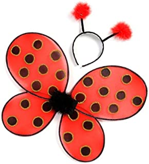 ladybug accessories for adults