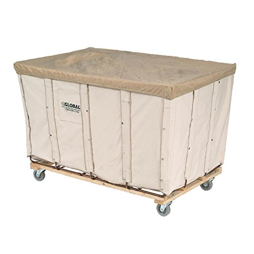 Canvas Basket Bulk Truck, 20 Bushel