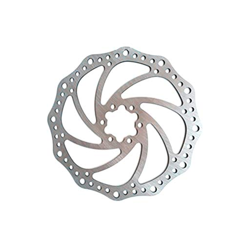 Asudaro Disco de Freno de Bicicleta de 160 mm con 6 Pernos...