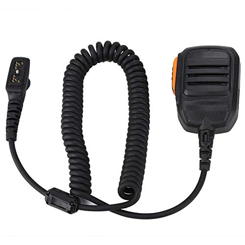 Walkie Talkie handmicrofoon met magnetische ring Waterdichte Walkie Talkie PTT-luidsprekermicrofoon voor HYT Hytera PD700 PD700G PD780 PD780G PD780GM PD788-radio