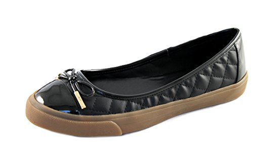 Armani Jeans Schuhe Shoe Slipper Ballerinas 925112 schwarz (36)