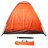 Velaurs Outdoor Tent, Durable Tent Fishing Tent, Double Person Stable Structure Single Layer for Camping Climbing