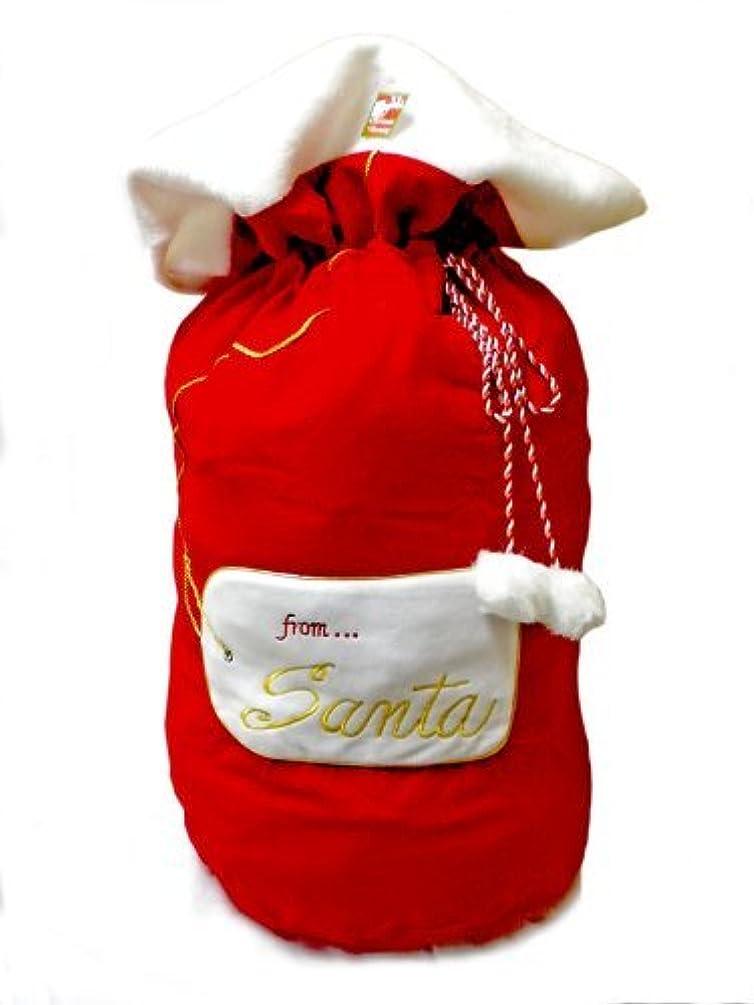 Dennis East From Santa Plush Gift Bag