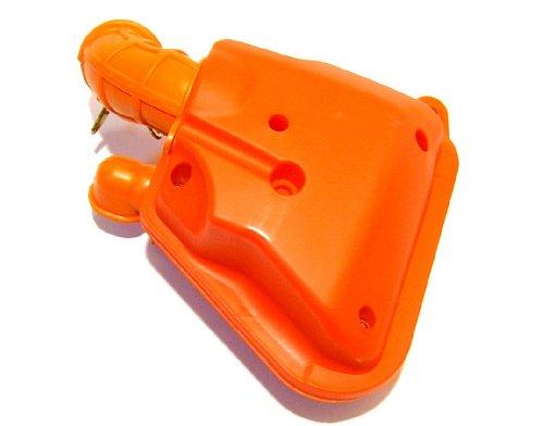 FILTRE à aIR/bOX/mOTIF mULTICOLORE 2 tEMPS «orange» pOUR mOTEURS mINARELLI 2 tEMPS sILVERSTREET kREIDELR aDLY gENERIC rEXY zEST aDLY aPRILIA mALAGUTI mBK cPi fOX jACK