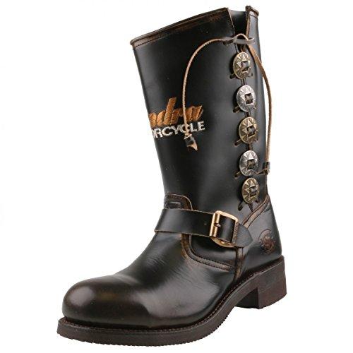 Sendra Boots, Stivali uomo, Marrone (blu scuro), 44