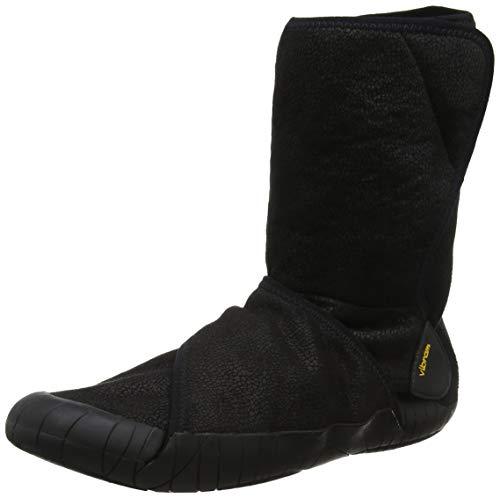 Vibram FiveFingers Unisex-Erwachsene Furoshiki MBoot Stiefel, Schwarz (Black), 42/43 EU