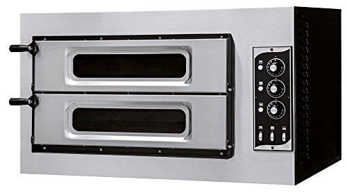 Pizzaofen BISTRO 2/50 V Prismafood Premium geeignet für 8 x Ø 25 cm Pizzen