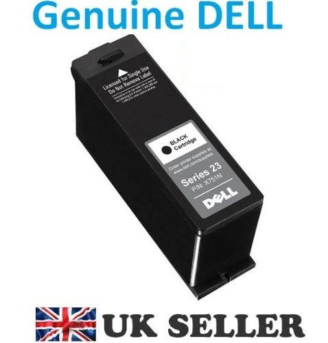 Original Dell V515w, V715w, P713w black - extra high yield ink cartridge X751N X753N 592-11312 592-11311